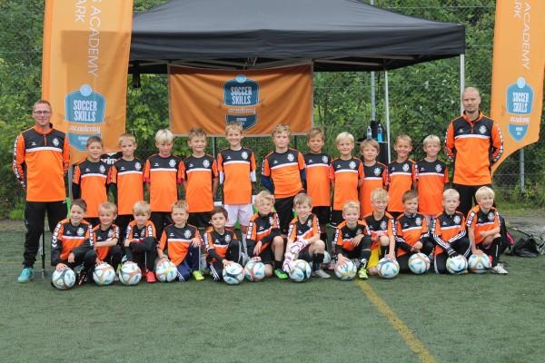 Mini procamp - soccer skills academy denmark