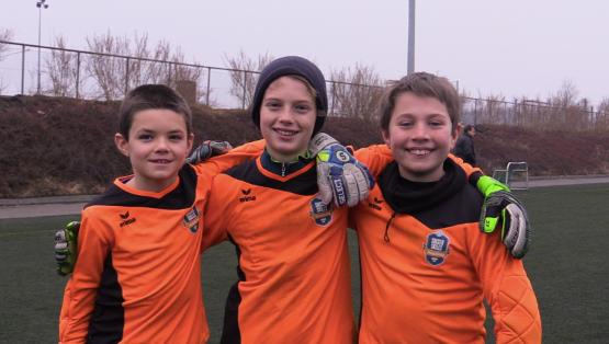 Målmandstræning Soccer skills academy denmark