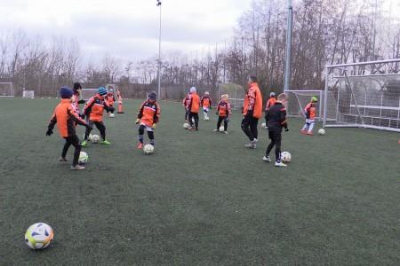 Specifiktræning med soccer skills academy denmark
